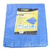 Emergency Tarp Blue 8x10 Each