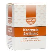 Neomycin Antibiotic Ointment Water Jel Packets 144/box