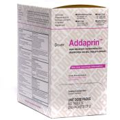Dover Addaprin Ibuprofen Pain Relief Tablets Industrial Packets 250x 2