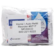 First Aid Kit Refill For Home Or Auto 100 Piece