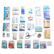 First Aid Kit Refill Pack for Restaurants