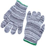 String Knit Work Gloves Multi Colored Dozen