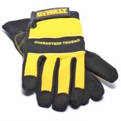 Dewalt Leather Work Gloves Pair
