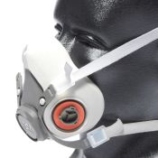 3m #6000 Series Respirator Facepiece Only