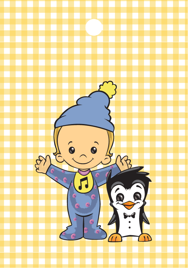 Major and penguin