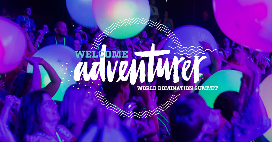 WDS - Welcome Adventurer