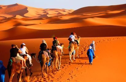 3 Days Desert Tour From Marrakech To Merzouga Dunes
