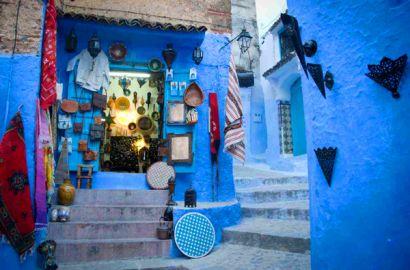 7 Days Tour From Casablanca To Marrakech Via Chefchaouen