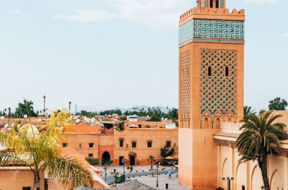 7 days imperial cities from Marrakech