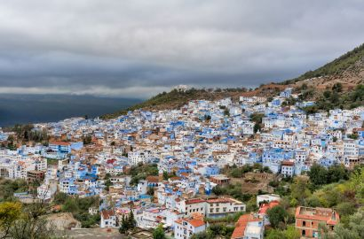 9 days tour Morocco imperial cities and Sahara desert from Casablanca via Chefchaouen