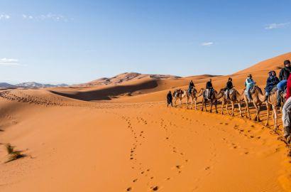 3 days desert trip from Marrakech to Fez