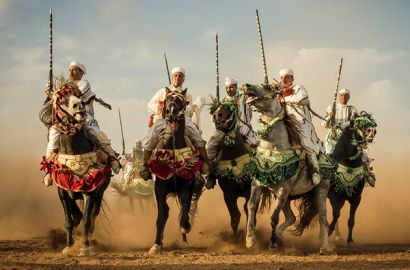 10 Days Private Tour From Casablanca Via Sahara Desert