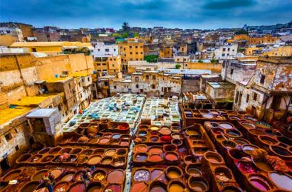 3 Days Fes To Marrakech Desert Tour Via Erg Chebbi