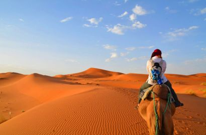 3 Days To Sahara Desert Of Merzouga & Camel Trek