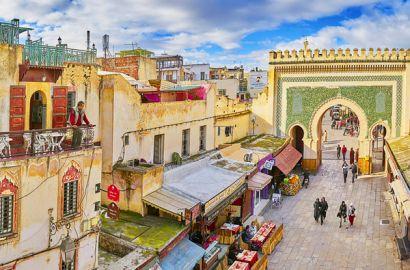 4 Days Sahara Desert Tour From Fes To Marrakech