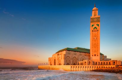 7 Days Imperial Cities Tour From Casablanca Via Desert