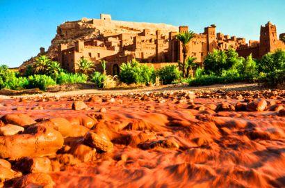 Telouet & Aït Ben Haddou Kasbahs From Marrakech