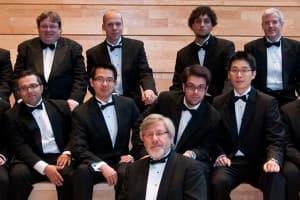 Victoria Scholars Men's Choral Ensemble