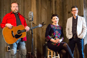 An Evening with Skydiggers