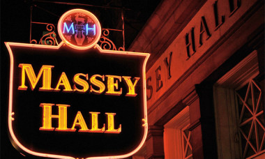 Massey Hall at 122