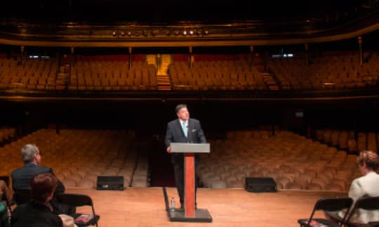 Province Investing in the Revitalization of Historic Massey Hall