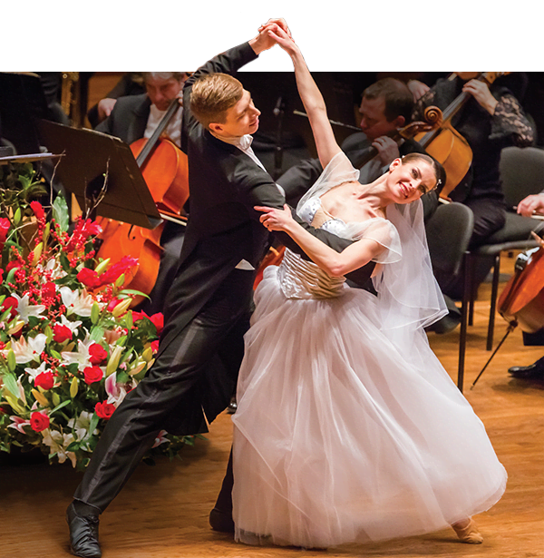 Salute to Vienna New Year's Concert 2018