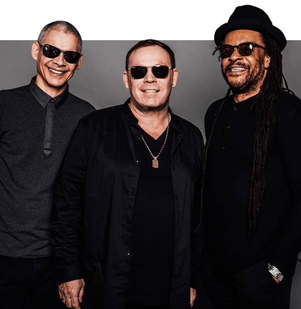 An Evening with UB40 Legends Ali, Astro & Mickey
