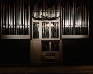 Gabriel Kney Pipe Organ, Opus 95, 1981