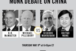 Munk Debate on China