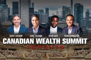 Canadian Wealth Summit - Kevin Hart and Grant Cardone
