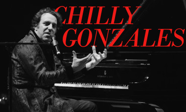 Chilly Gonzales Live at Massey Hall Album Released