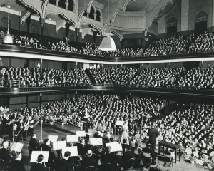 History of Massey Hall