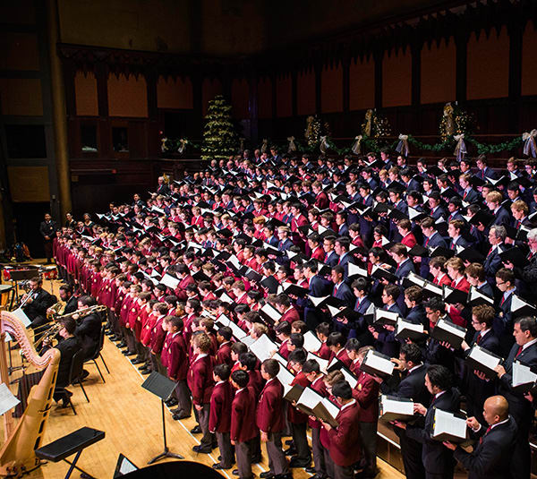 St. Michael's Choir School Annual Christmas Concert