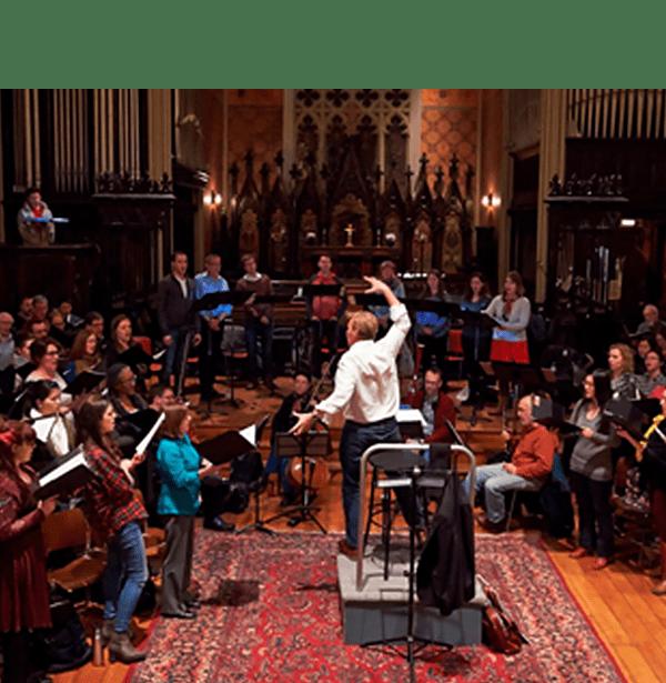 Mendelssohn Singers