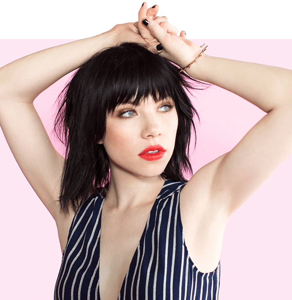 Carly Rae Jepsen with Live Orchestra