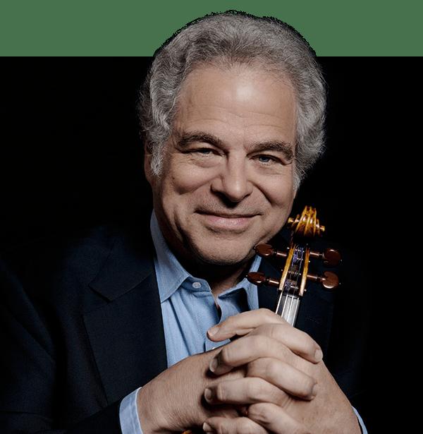 Itzhak Perlman, Violin