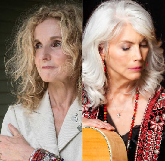 An Evening with Emmylou Harris & Patty Griffin