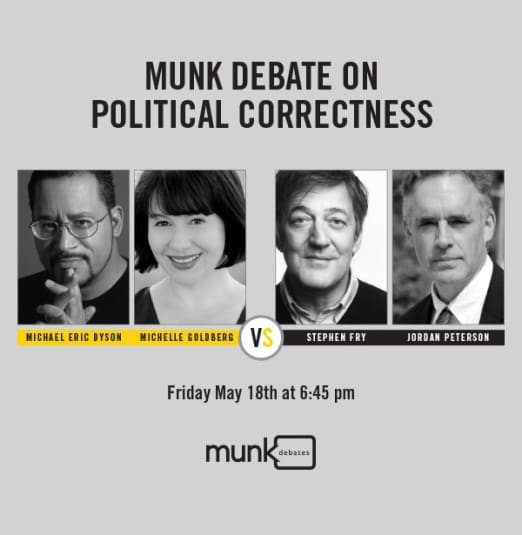 Munk Debate on Political Correctness