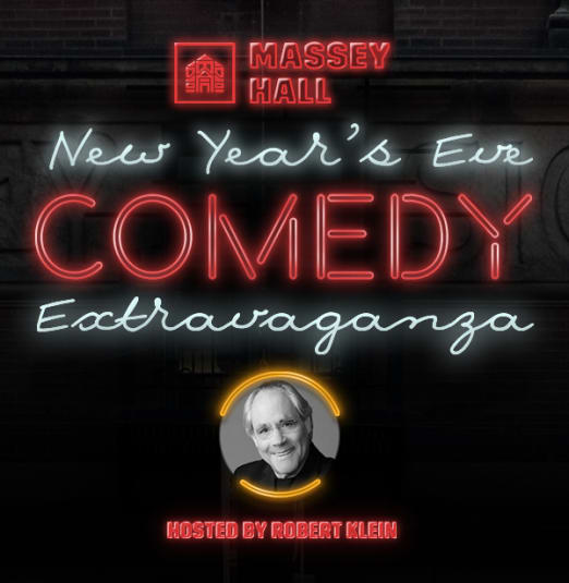 New Year's Eve Comedy Extravaganza