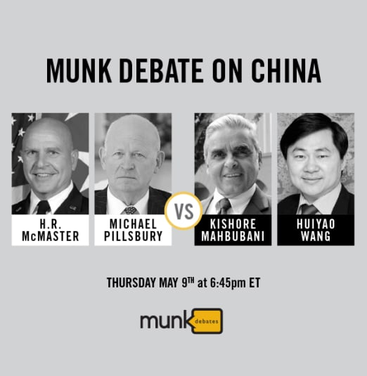 Munk Debate on China
