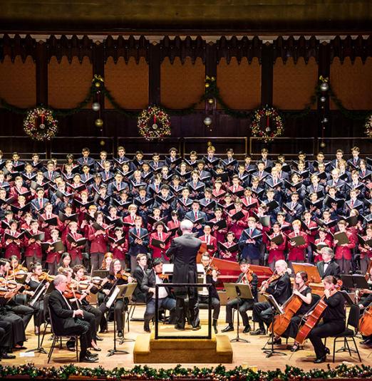 St. Michael's Choir School Annual Christmas Concert