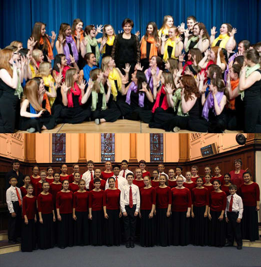 Hamilton Children's Choir & Toronto Children's Chorus