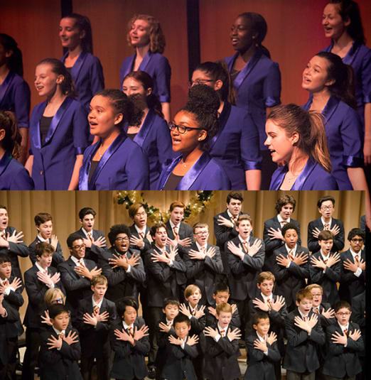 OAKVILLE CHOIR FOR CHILDREN & YOUTH
