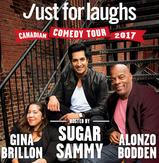 Just for Laughs Canadian Comedy Tour
