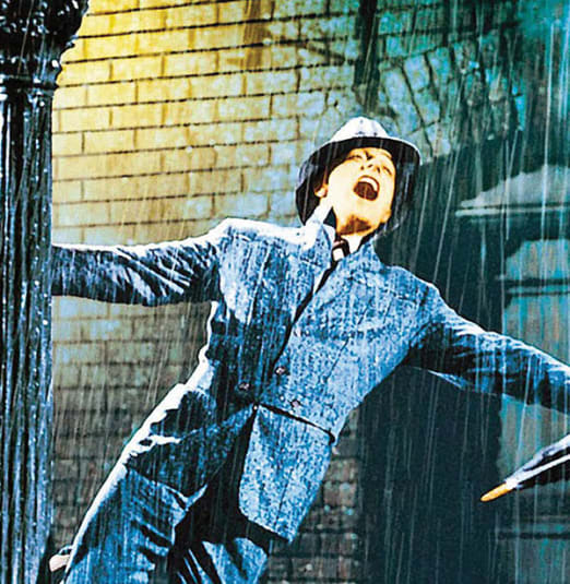 TSO - Singin' in the Rain—Film with Orchestra