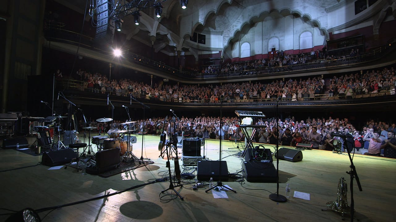 Live at Massey Hall Stage