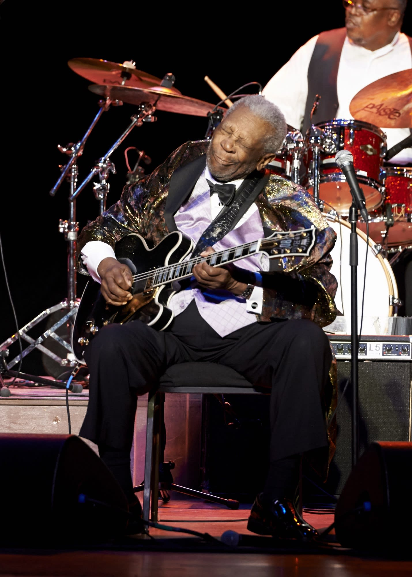 B.B. King at Massey Hal