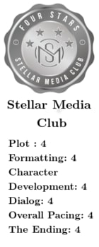 Stellar Media Rating 4 Stars