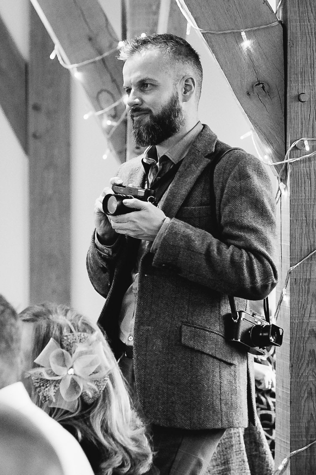 Wedding photographer from Bedford