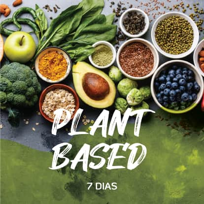 Plant Based – 7 dias (Almoço)